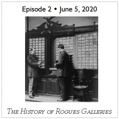 New York's First Rogues Gallery
